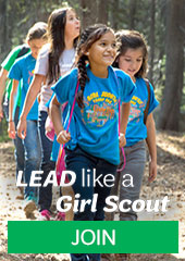 Girl Scout Cookie Season is here!