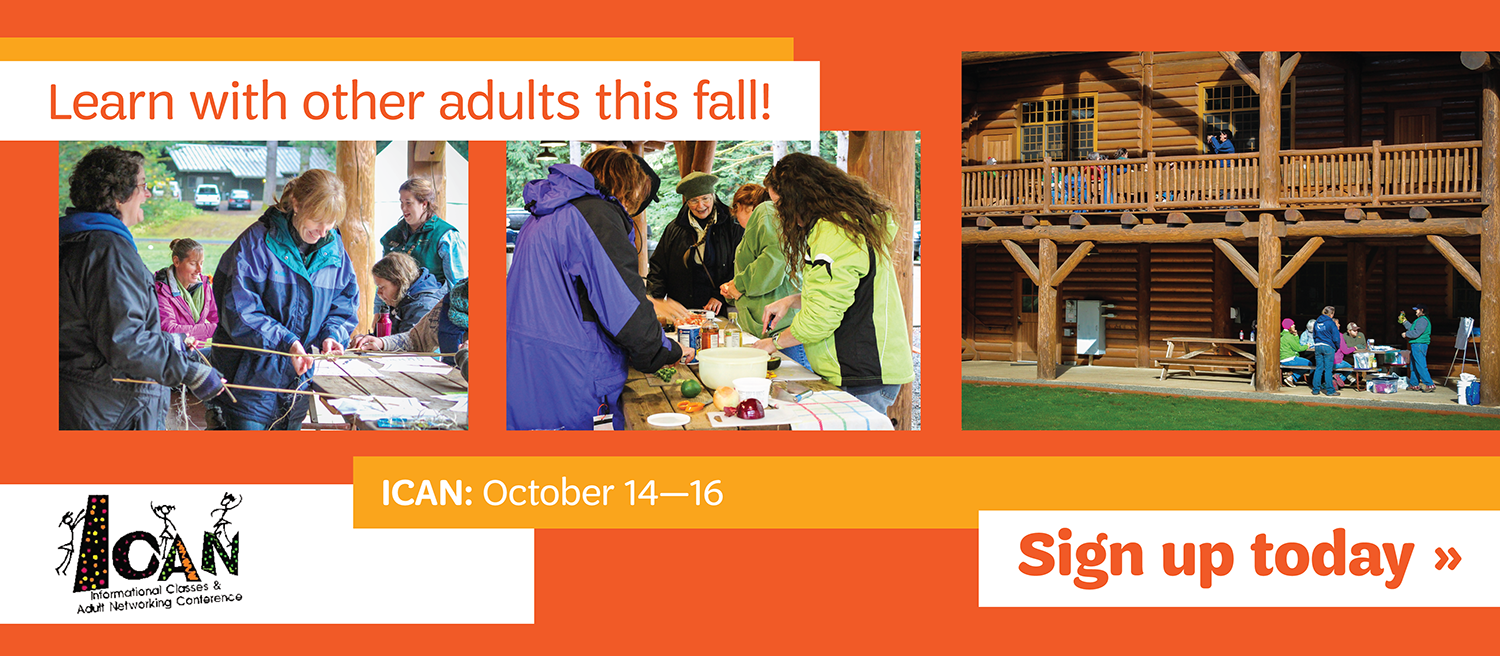 Learn with other adults this fall!