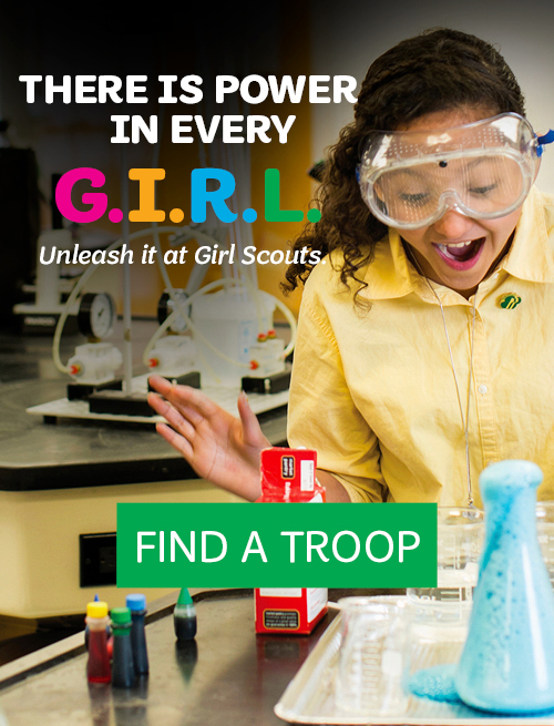 Find a troop today!