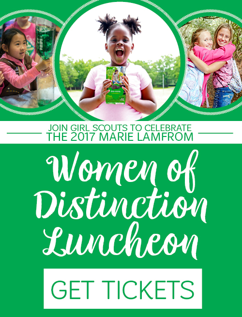 The 2017 Marie Lamfrom Women of Distinction Luncheon will be held September 26, 2017! Get your tickets today!