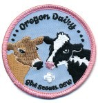 Oregon Dairy Patch